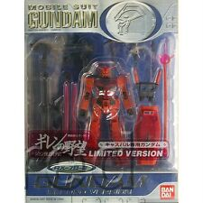Bandai Gundam Mobile Suit In Action Figure MSIA Gundam Casval's Limited Version