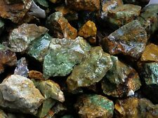 Wholesale 2lb Lot ROUGH CHRYSOPRASE Cabbing Tumbling Gemstones Rocks Madagascar