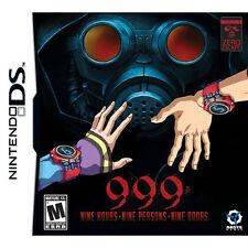 999: 9 Hours, 9 Persons, 9 Doors [M] NDS