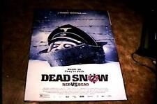 DEAD SNOW II  ROLLED 27X40 ORIG MOVIE POSTER CULT HORROR  NAZI ZOMBIES