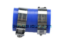 "For Yamaha Blaster High Temp Exhaust Clamp 1"" ID YFS 200 Dirt bike ATV Blue 1PC"