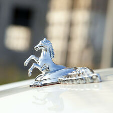 WINGED HORSE HOOD EMBLEM ORNAMENT BADGE CHROME LOGO CAMPERVAN BONNET ROOF MASCOT