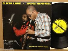 OLIVER LAKE & JULIUS HEMPHILL- BUSTER BEE, SACKVILLE 1978, Can orig. LP  NM-/EX