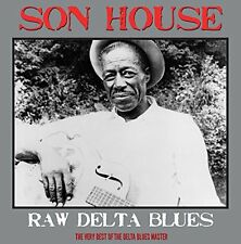 SON HOUSE RAW DELTA BLUES VINYL - LP