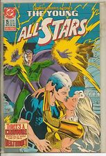 DC Comics Young All Stars #15 August 1988 NM