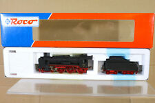 ROCO 43314 DR BLACK 4-6-0 CLASS BR 17 DAMPFLOK LOCO 17 1132 MINT BOXED ng