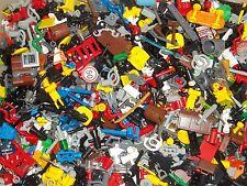 LEGO Figurenzubehör 50 x Zubehör für Mini-Figs City Space Waffen Werkzeuge TOP