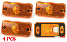 4x Left or Right Side Marker Lamp Orange Signal Light for IVECO DAILY 2006-2009