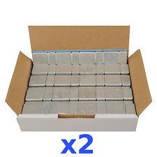2x 6Kg 12KG Klebegewichte Tira adhesiva Pesa de equilibrada 5g 4+10g 4 200