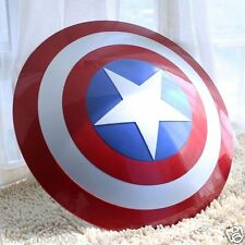 Hot Sale !1:1 The Movie Color Avengers Captain America ABS Shield For Cosplay