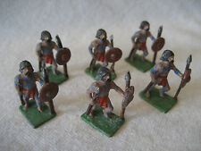 Minifigs PICTISH BRITONS barbarian rpg gaming miniatures Celtic ancient 25mm LOT