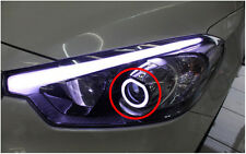 Head Lamp Light Surface Emission Circle Eye For 13 ~ 2015+ Kia K3 All New Forte
