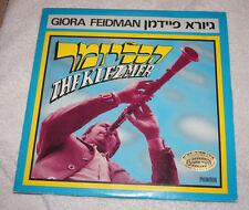 Israeli LP: Giora Fiedman - The Klezmer (1978)