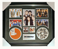 Music ~ One Direction  ~ Framed Music Memorabilia