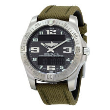 Breitling Aerospace EVO Grey Dial Quartz Mens Watch E7936310-F562GRFT