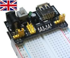 Breadboard Power Supply Module PSU 3.3V & 5V MB102 for Arduino - UK seller