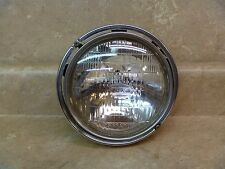 Suzuki 250  TS250-T TS 250 Vintage Used Original Headlight Sealed Beam Lamp 1980
