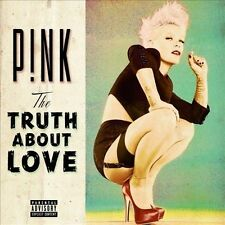 P!NK PINK The Truth About Love CD BRAND NEW