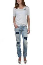 "Dsquared "" Slim Jean"" Light Blue Skinny Jeans US 6 EU 42"