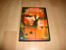EL CAZADOR IN A MICHAEL CIMINO FILM CON ROBERT DE NIRO VERSION DVD BUEN ESTADO