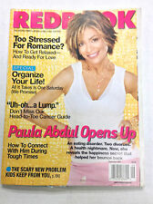 Redbook Magazine Paula Abdul September 2003 020117RH