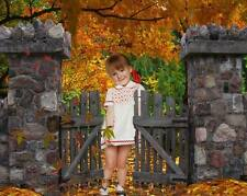 Digital backgrounds / backdrops beautiful FALL SCENIC