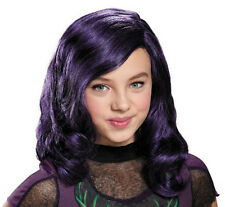 NWT Disney Descendants MAL Halloween Costume Hair WIG for Girls NEW