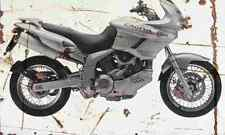 Cagiva Navigator1000 2001 Aged Vintage SIGN A4 Retro
