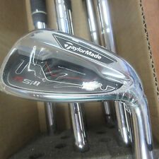 NEW TAYLORMADE RSi 1 5-PW IRON SET  STEEL S-FLEX