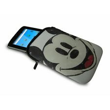 OFFICIAL NEW PDP Disney Big Face Neoprene Sleeve for 7 inch eReader - Mickey