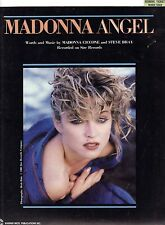 Madonna  Angel  sheet music