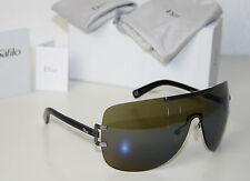 Original DIOR Sonnenbrille Graphix 1 XMD3U Aviator black palladium grün UVP 283€