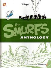 THE SMURFS Anthology Volume 3 HARD COVER Graphic Novel NEW