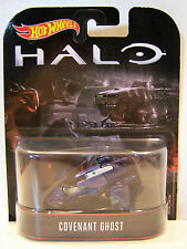 HOTWHEELS RETRO HALO COVENANT GHOST,