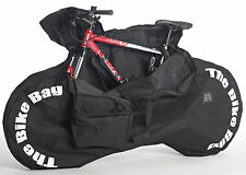 Fantastic New Large Non Padded Bike Bag - That Requires No Disassembling