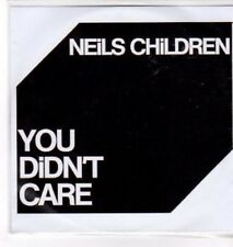 (BS983) Neils Children, You Didn't Care - DJ CD