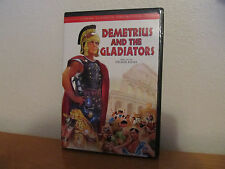 Demetrius and the Gladiators DVD - I do combine shipping