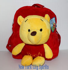 Disney Winnie the Pooh Plush Backpack 2 in 1