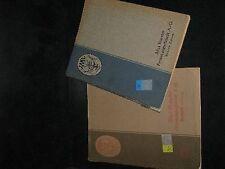 Max Roesler Feinsteingutfabrik Rodach bei Coburg, Katalog und Preisliste 1921