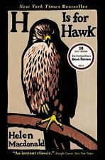 H Is for Hawk by Helen Macdonald (2016, Paperback)