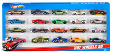 Hot Wheels 20 Cars Pack Set - Styles vary - Brand New & Boxed