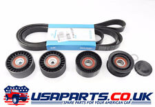 SERPENTINE BELT SERVICE KIT FOR JEEP GRAND CHEROKEE 2001-2004 2.7CRD