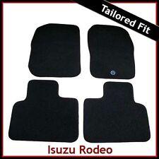 Isuzu Rodeo Denver (2005 2006...2009 2010 2011) Tailored Fitted Carpet Car Mats