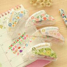 8mm X 5m Flower Korean Deco Decorative Correction Tape Sticker Pen Stationery