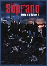10320 // THE SOPRANO L'INTEGRALE SAISON 5 COFFRET 4 DVD NEUF