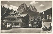 Hotel Höllentalklamm, Grainau, Garmisch-Partenkirchen, Foto-Ak  von 1930