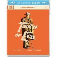 Touch of Evil (1958) (Masters of Cinema) (Blu-ray) Brand New