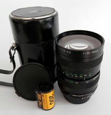 Excelente 35-100mm F3.5-4.3 Chinon Mc Close-enfoque en Pentax PK Montaje Free UK Post