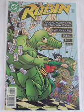 DC Comics Robin Comic Book #42 Jun 1997 NM (ref 488)