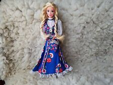 Barbie Dolls of the World Collection - Norwegian Barbie, 1996 90s Norway